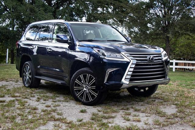 Lexus sắp ra mắt Land Cruiser phiên bản hạng sang: Tham vọng chung mâm với Mercedes G-Class và Land Rover Defender - Ảnh 1.