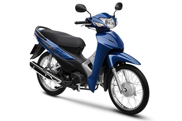 Sau Honda SH, Vision, giá xe Honda Wave Alpha chênh kỷ lục khiến khách Việt ngớ người - Ảnh 2.