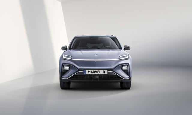 MG Marvel R - SUV điện mới có thể về Việt Nam  - Ảnh 1.