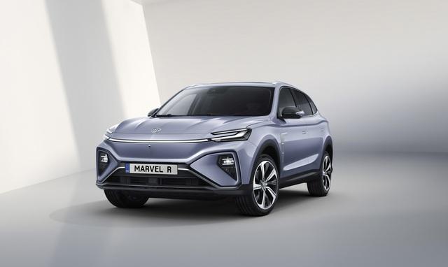 MG Marvel R - SUV điện mới có thể về Việt Nam  - Ảnh 4.