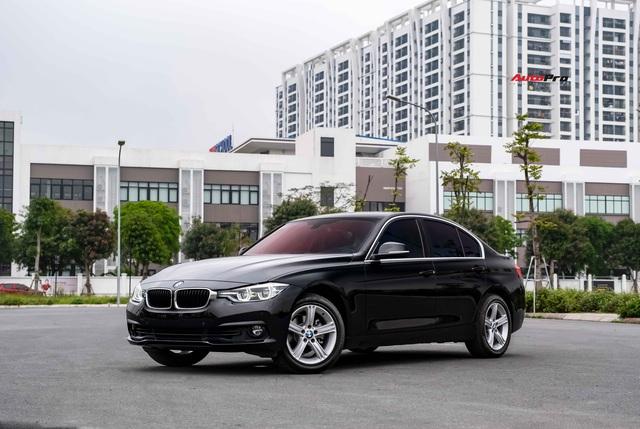 Trải nghiệm nhanh 12.000km, đại gia bán lại BMW 3-Series rẻ ngang VinFast Lux A2.0 đập hộp - Ảnh 3.