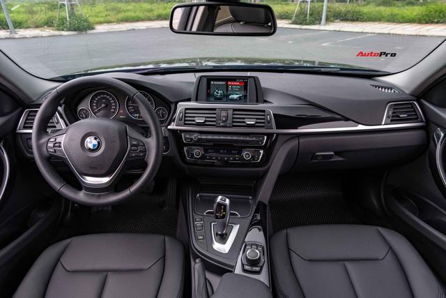 Trải nghiệm nhanh 12.000km, đại gia bán lại BMW 3-Series rẻ ngang VinFast Lux A2.0 đập hộp - Ảnh 4.