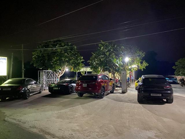 Dàn siêu xe Evo Team đổ bộ Tây Ninh dịp cuối tuần, hai chiếc xuất hiện với diện mạo mới - Ảnh 4.