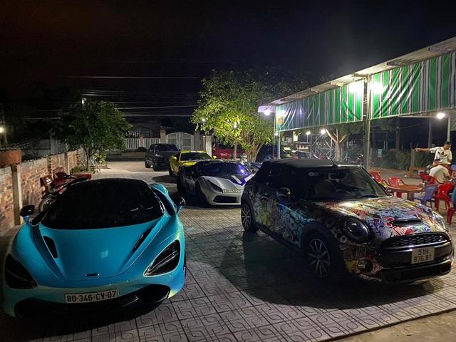 Dàn siêu xe Evo Team đổ bộ Tây Ninh dịp cuối tuần, hai chiếc xuất hiện với diện mạo mới - Ảnh 3.