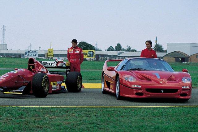 2 đại gia tranh nhau Ferrari cổ giá triệu USD: 1 là chủ cũ, 2 là chủ mới mua lại từ kẻ trộm 002