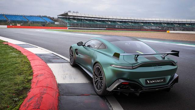 Aston Martin Vantage F1 Edition chào hàng đại gia toàn cầu, giá quy đổi từ 4,5 tỷ đồng - Ảnh 4.