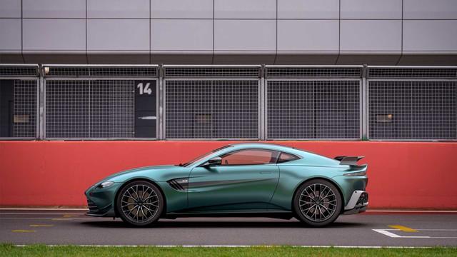 Aston Martin Vantage F1 Edition chào hàng đại gia toàn cầu, giá quy đổi từ 4,5 tỷ đồng - Ảnh 2.