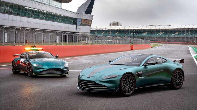 Aston Martin Vantage F1 Edition chào hàng đại gia toàn cầu, giá quy đổi từ 4,5 tỷ đồng - Ảnh 1.