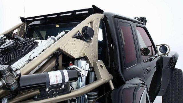 Ford Ranger độ khét nhất thế giới: Chi phí 8 tỷ đồng, gần 5 năm hoàn thiện, cân mọi địa hình - Ảnh 6.