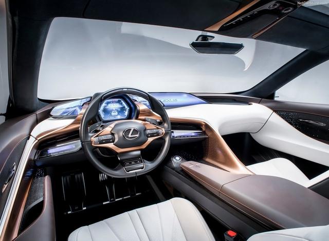 Lexus chuẩn bị SUV hoàn toàn mới: Đắt, lớn, đẹp hơn LX 570, cảm hứng từ concept từng ra mắt ở Việt Nam - Ảnh 2.