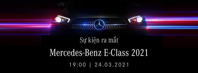 Mercedes-Benz E-Class 2021 lộ diện trần trụi tại đại lý trước ngày ra mắt: Thay đổi lớn đấu BMW 5-Series - Ảnh 3.