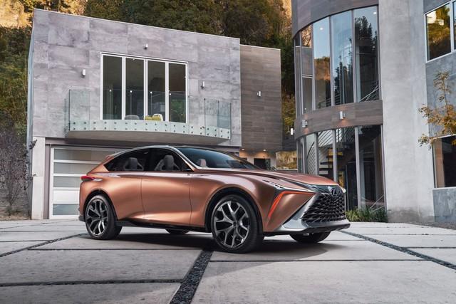 Lexus chuẩn bị SUV hoàn toàn mới: Đắt, lớn, đẹp hơn LX 570, cảm hứng từ concept từng ra mắt ở Việt Nam - Ảnh 1.