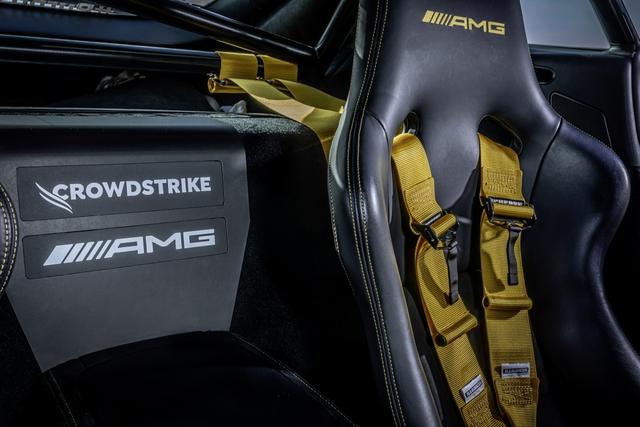 Ngắm bộ đôi Mercedes-AMG làm xe an toàn và xe y tế của giải đua F1 - Ảnh 10.