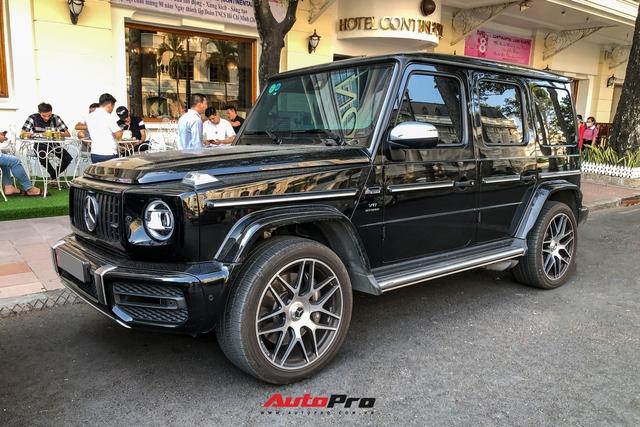 Đại gia lan đột biến hội ngộ siêu xe cuối tuần tại Sài Gòn, hai chiếc gây ấn tượng với ngoại thất nổi bật - Ảnh 8.