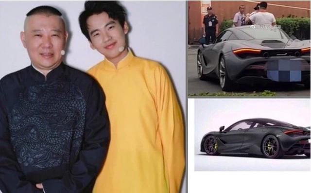 Phú nhị đại Trung Quốc: Đẹp trai như tài tử, lái siêu xe McLaren 720S đi làm nhưng vẫn ở nhà thuê, tiết kiệm tới mức bị chê là đệ nhất keo kiệt - Ảnh 1.