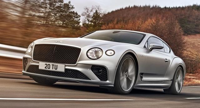 Ra mắt Bentley Continental GT Speed đời mới - Xe vận hành đỉnh nhất của Bentley, giá quy đổi từ 6,4 tỷ - Ảnh 1.