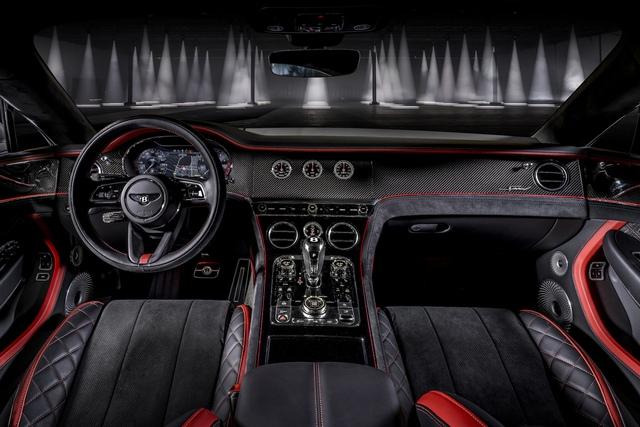 Ra mắt Bentley Continental GT Speed đời mới - Xe vận hành đỉnh nhất của Bentley, giá quy đổi từ 6,4 tỷ - Ảnh 6.