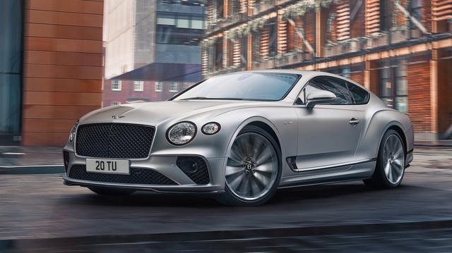 Ra mắt Bentley Continental GT Speed đời mới - Xe vận hành đỉnh nhất của Bentley, giá quy đổi từ 6,4 tỷ