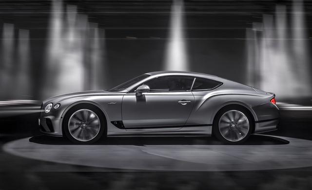 Ra mắt Bentley Continental GT Speed đời mới - Xe vận hành đỉnh nhất của Bentley, giá quy đổi từ 6,4 tỷ - Ảnh 5.