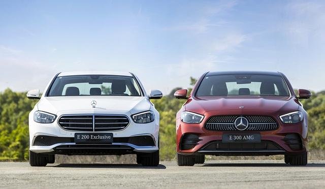 Mercedes-Benz E-Class 2021 giá từ 2,31 tỷ tại Việt Nam: Thiết kế như S-Class mới, phả hơi nóng lên BMW 5-Series - Ảnh 2.