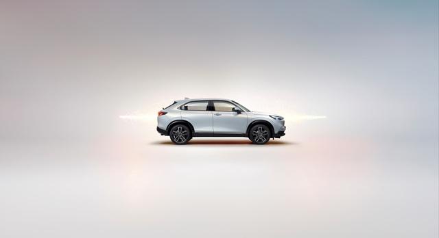 Honda HR-V thế hệ mới lần đầu tung ảnh, video chi tiết tới từng ngóc ngách - Ảnh 2.