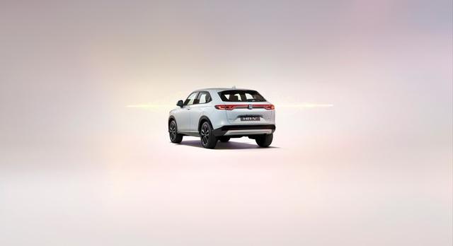 Honda HR-V thế hệ mới lần đầu tung ảnh, video chi tiết tới từng ngóc ngách - Ảnh 1.