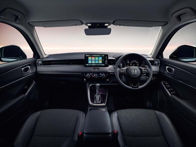 Honda HR-V thế hệ mới lần đầu tung ảnh, video chi tiết tới từng ngóc ngách - Ảnh 3.