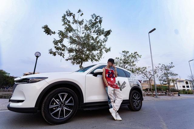 Chán Matiz cũ, nam MC Hà Nội mua trả góp Mazda CX-5 tâm sự: Xe này cách âm tốt, nhưng nếu có cơ hội tôi sẽ mua xe đầm chắc hơn - Ảnh 4.