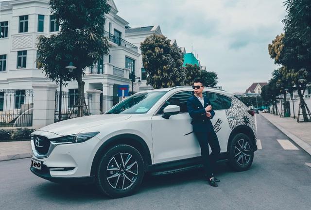 Chán Matiz cũ, nam MC Hà Nội mua trả góp Mazda CX-5 tâm sự: Xe này cách âm tốt, nhưng nếu có cơ hội tôi sẽ mua xe đầm chắc hơn - Ảnh 2.