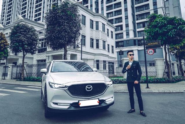 Chán Matiz cũ, nam MC Hà Nội mua trả góp Mazda CX-5 tâm sự: Xe này cách âm tốt, nhưng nếu có cơ hội tôi sẽ mua xe đầm chắc hơn - Ảnh 1.