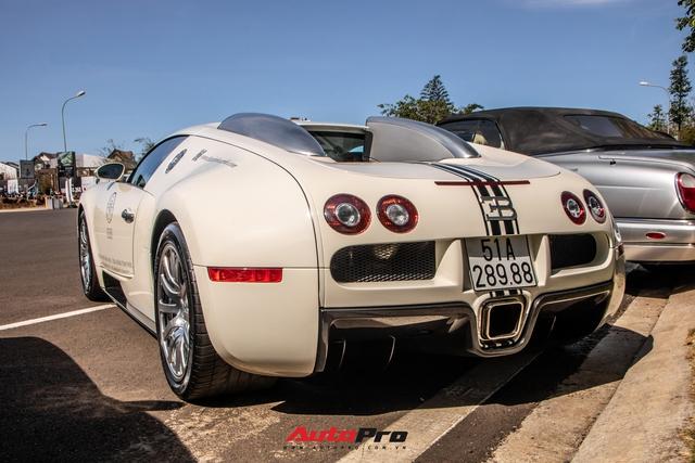 Cận cảnh Bugatti Veyron độc nhất Việt Nam vừa tái xuất sau hai năm vắng bóng: Các chi tiết vẫn như mới sau 13 năm tuổi - Ảnh 5.