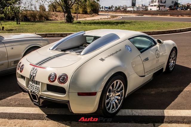 Cận cảnh Bugatti Veyron độc nhất Việt Nam vừa tái xuất sau hai năm vắng bóng: Các chi tiết vẫn như mới sau 13 năm tuổi - Ảnh 9.