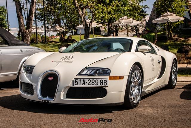 Cận cảnh Bugatti Veyron độc nhất Việt Nam vừa tái xuất sau hai năm vắng bóng: Các chi tiết vẫn như mới sau 13 năm tuổi - Ảnh 3.