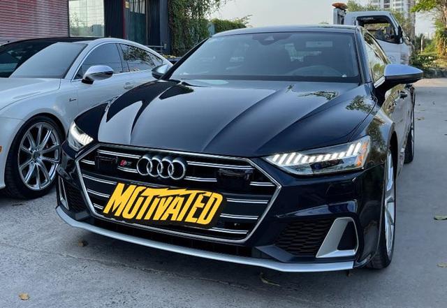 Audi S7 Sportback 2021 đầu tiên về Việt Nam: Xe chơi nước Đức giá không dưới 4 tỷ đồng - Ảnh 1.