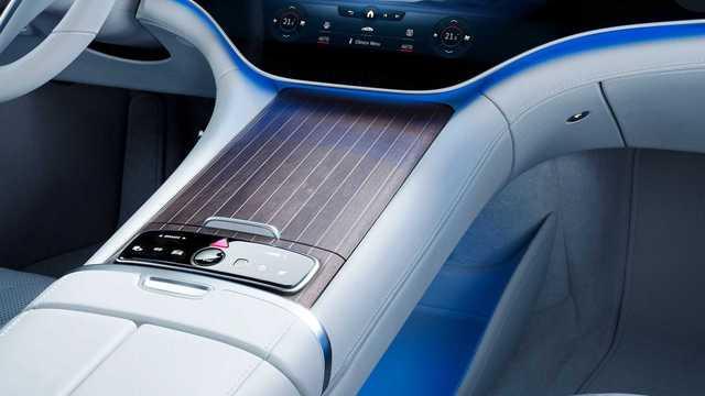 Choáng ngợp nội thất thế hệ mới của Mercedes-Benz: Nguyên táp lô là màn hình khổng lồ - Ảnh 5.
