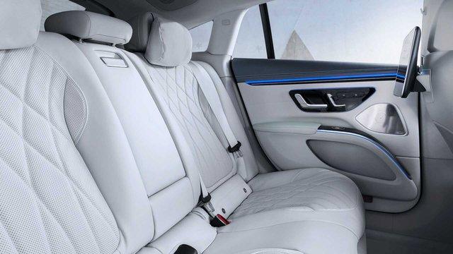 Choáng ngợp nội thất thế hệ mới của Mercedes-Benz: Nguyên táp lô là màn hình khổng lồ - Ảnh 7.