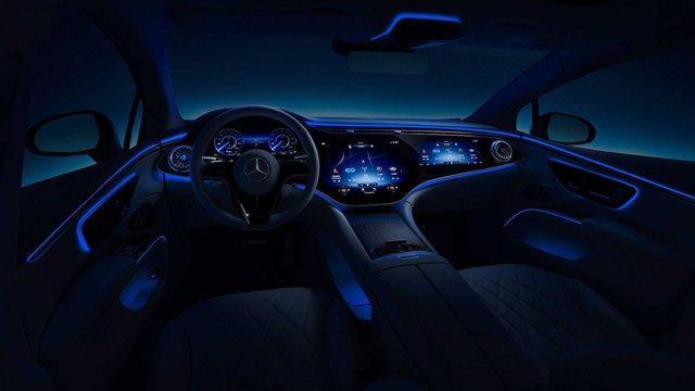 Choáng ngợp nội thất thế hệ mới của Mercedes-Benz: Nguyên táp lô là màn hình khổng lồ - Ảnh 8.