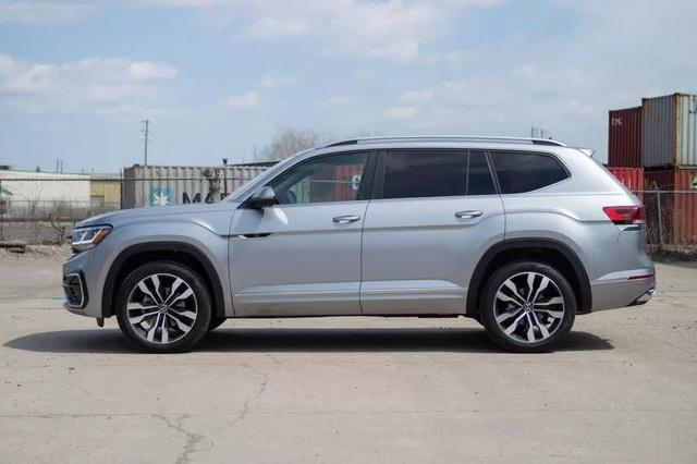 VW Teramont 2021 rục rịch về Việt Nam: Giá dự kiến trên 2 tỷ, đấu Ford Explorer - Ảnh 2.