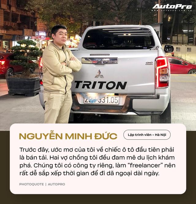 Người dùng đánh giá Mitsubishi Triton: Bán tải thiên hướng thực dụng - Ảnh 8.