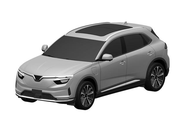 Lộ hình SUV VinFast bản quốc tế: Thiết kế như bản Việt, động cơ điện, pin có thể sản xuất tại Việt Nam - Ảnh 1.