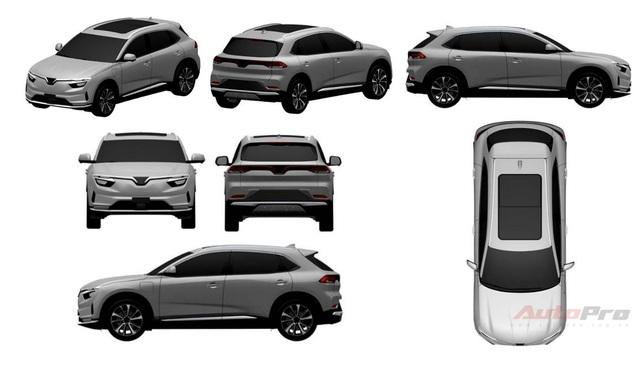 Lộ hình SUV VinFast bản quốc tế: Thiết kế như bản Việt, động cơ điện, pin có thể sản xuất tại Việt Nam - Ảnh 4.