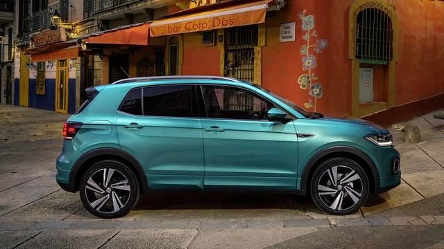 VW T-Cross sắp bán tại Việt Nam: Xe Đức cạnh tranh Kia Seltos và Hyundai Kona - Ảnh 2.