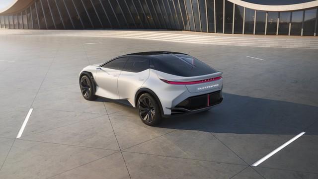 Lộ diện Lexus Land Cruiser - Xe nhà giàu thay thế LX 570 - Ảnh 3.