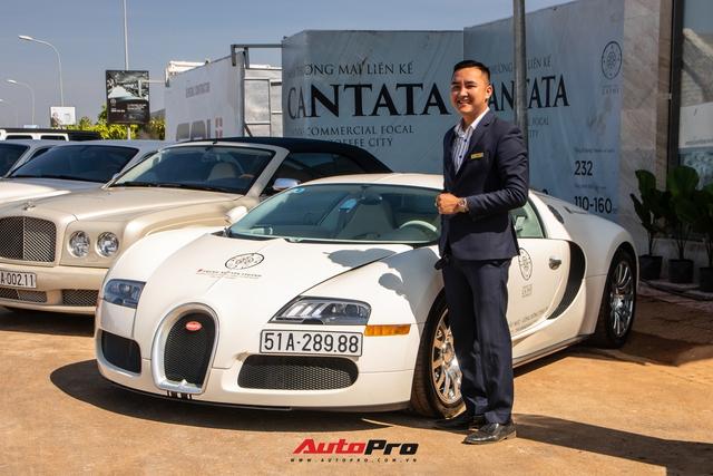 Phản ứng của người dân khi thấy dàn xe hơn 100 tỷ đồng của ông Đặng Lê Nguyên Vũ: Bugatti Veyron chiếm trọn spotlight - Ảnh 5.