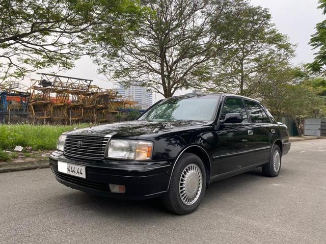 Bốc biển 444.44, chủ xe Toyota Crown tuyên bố: Tôi bán biển tặng xe 23 tuổi năm giá 800 triệu - Ảnh 3.