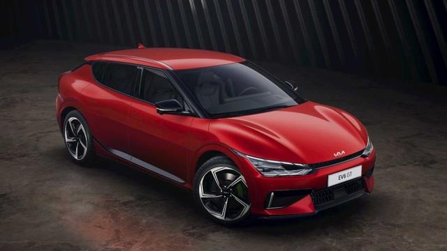 Xe Hàn bán chạy khủng khiếp là đây: Kia EV6 nhận 21.000 đơn chỉ trong 24h đầu mở bán - Ảnh 1.