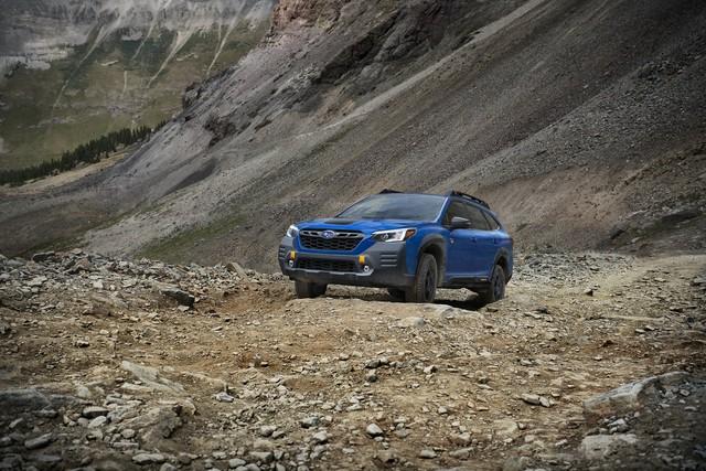 Bản việt dã của Subaru Outback 2021 sắp về Việt Nam chốt giá quy đổi hơn 850 triệu đồng - Ảnh 4.