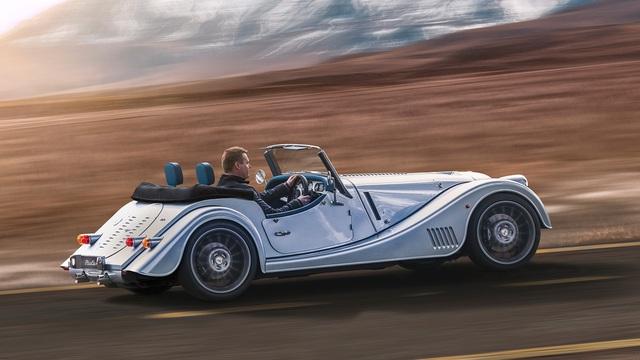 Morgan Plus Six 2021 chào hàng đại gia Việt: Giá hơn 8 tỷ, vỏ xe cổ, ruột BMW với động cơ Z4 M mạnh mẽ - Ảnh 6.