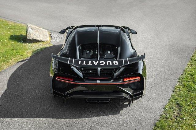 Bugatti Chiron thứ 300 ra lò: Giá quy đổi đã hơn 92 tỷ, tuỳ biến tận răng theo ý đại gia - Ảnh 4.