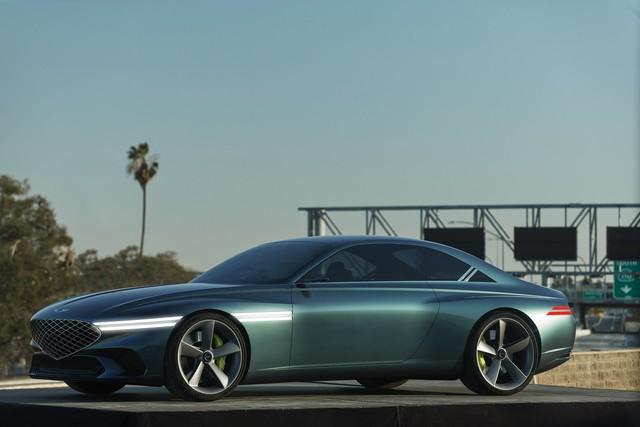 Ra mắt Genesis X Coupe Concept - Xe sang Hàn ngày càng đẹp lên trông thấy - Ảnh 5.